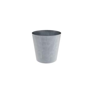 Adezz Producten Pflanzgefäß aus verzinktem Stahl rund Vaza 80x80cm