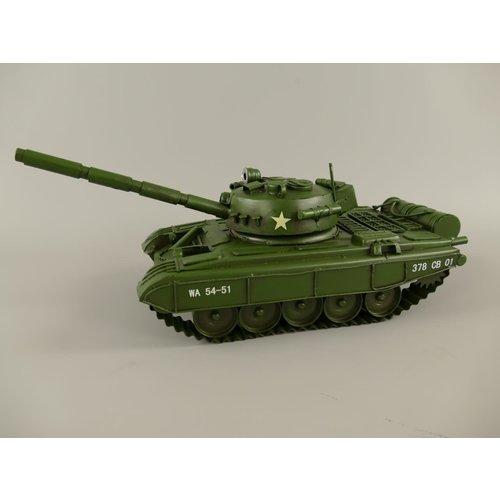 miniature model Tank