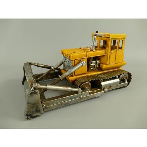 Miniature model Bulldozer