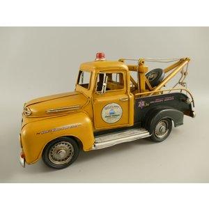 Miniature model Tow truck