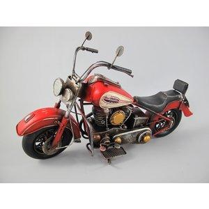Miniaturmodell Motor rot