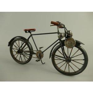 Miniaturmodell Fahrrad antik