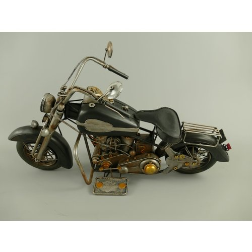 Miniature model Motor large