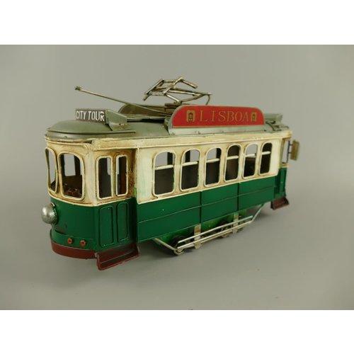 Miniature model Tram
