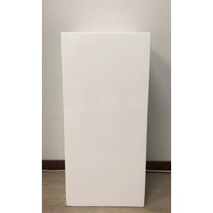 Column mat white 60cm