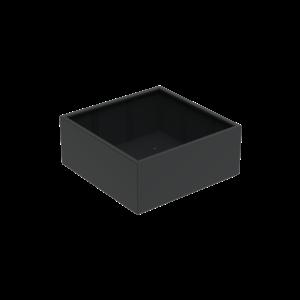 Adezz Producten Pflanzgefäß Aluminium Square Florida 140x140x80cm