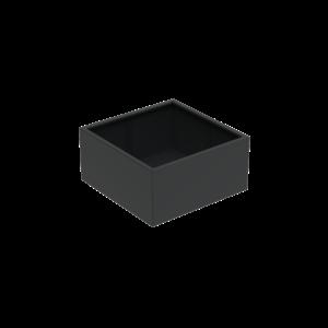 Adezz Producten Pflanzgefäß Aluminium Square Florida 120x120x60cm