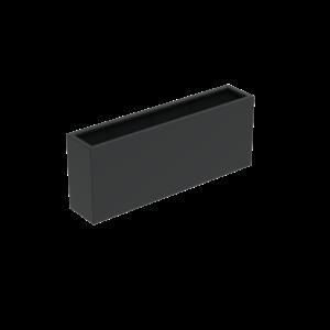 Adezz Producten Plantenbak Aluminium Rechthoek Florida 200x40x80cm
