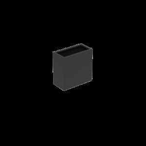 Adezz Producten Plantenbak Aluminium Rechthoek Florida 100x40x80cm