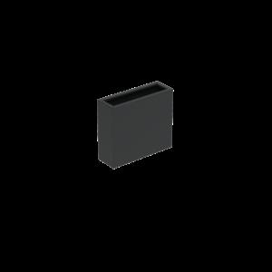 Adezz Producten Plantenbak Aluminium Rechthoek Florida 80x40x80cm