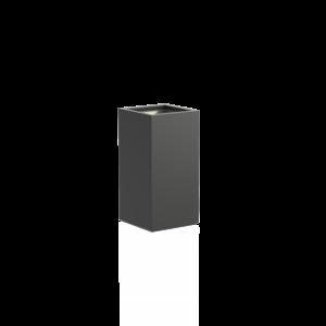 Adezz Producten Plantenbak Polyester Vierkant Buxus Zuil 50x50x100cm