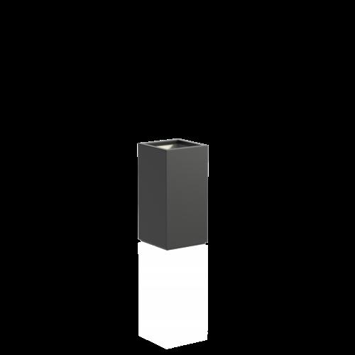 Adezz Producten Planter Polyester Square Buxus Column 40x40x80cm