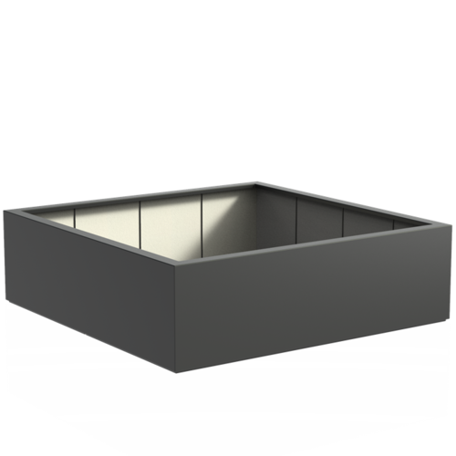 Adezz Producten Planter Polyester Square Buxus 200x200x60cm