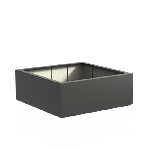 Adezz Producten Planter Polyester Square Boxwood 160x160x60cm