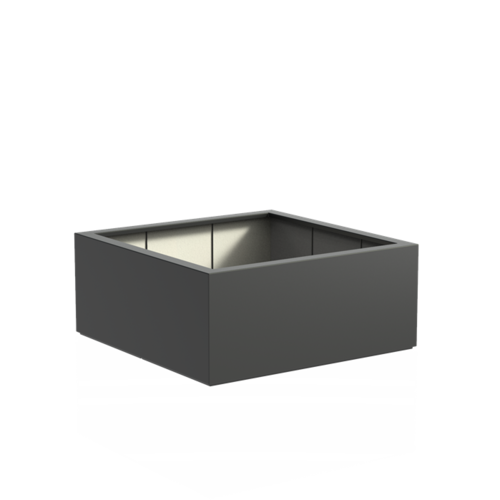 Adezz Producten Planter Polyester Square Buxus 140x140x60cm
