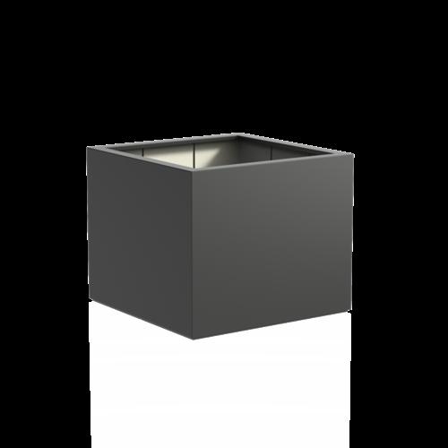 Adezz Producten Planter Polyester Square Boxwood 120x120x100cm