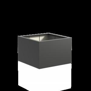 Adezz Producten Pflanzgefäß Polyester Square Boxwood 120x120x80cm