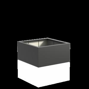 Adezz Producten Pflanzgefäß Polyester Square Boxwood 120x120x60cm