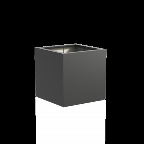 Adezz Producten Planter Polyester Square Boxwood 100x100x100cm