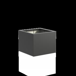 Adezz Producten Pflanzgefäß Polyester Square Boxwood 100x100x80cm