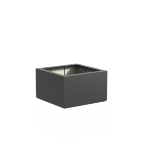 Adezz Producten Pflanzgefäß Polyester Square Boxwood 100x100x60cm