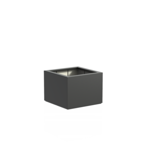 Adezz Producten Pflanzgefäß Polyester Square Boxwood 80x80x60cm