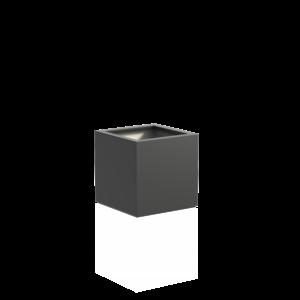 Adezz Producten Pflanzgefäß Polyester Square Buxus 70x70x70cm