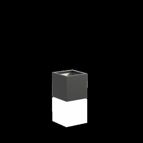Adezz Producten Planter Polyester Square Boxwood 50x50x50cm