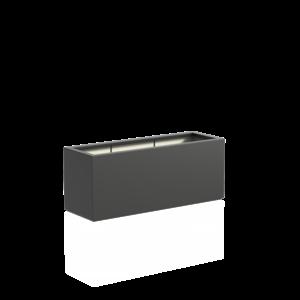 Adezz Producten Pflanzgefäß Polyester Rechteck Buchsbaum 150x50x60cm