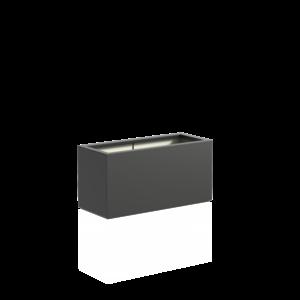 Adezz Producten Pflanzgefäß Polyester Rechteck Buchsbaum 120x50x60cm