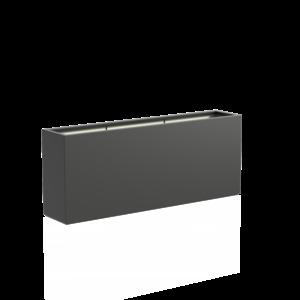 Adezz Producten Pflanzgefäß Polyester Rechteck Buchsbaum 200x40x80cm