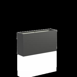 Adezz Producten Pflanzgefäß Polyester Rechteck Buchsbaum 150x40x80cm