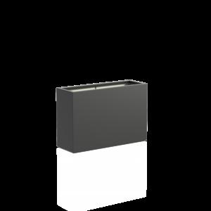Adezz Producten Pflanzgefäß Polyester Rechteck Buchsbaum 120x40x80cm