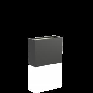 Adezz Producten Pflanzgefäß Polyester Rechteck Buchsbaum 100x40x80cm