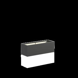 Adezz Producten Pflanzgefäß Polyester Rechteck Buchsbaum 120x40x40cm