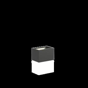 Adezz Producten Pflanzgefäß Polyester Rechteck Buchsbaum 60x40x40cm