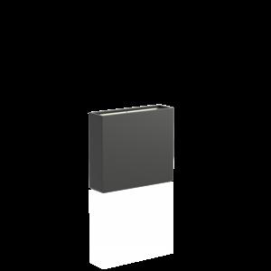 Adezz Producten Pflanzgefäß Polyester Rechteck Buchsbaum 90x25x80cm