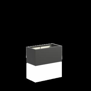 Adezz Producten Pflanzgefäß Polyester Rechteck Buchsbaum 100x50x50cm