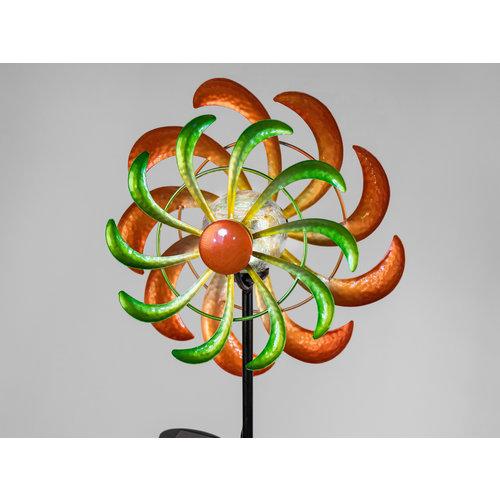 Garden plug Spinning Sun 2