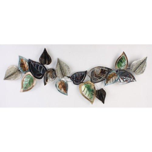 Eliassen 3d wand decoratie Tak met bladeren