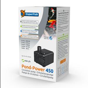Brunnenpumpe Pondpower 450