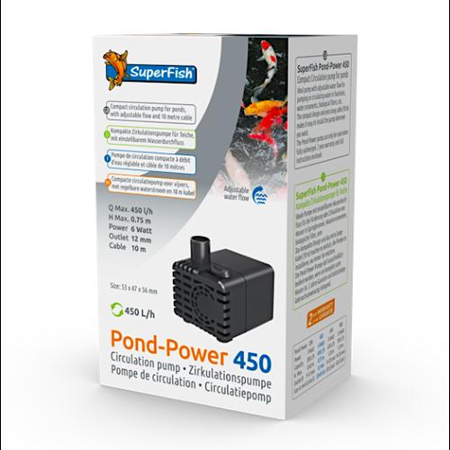 Fonteinpomp Pondpower 450