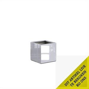 Adezz Producten Pflanzgefäß Polyester Square Boxwood 40x40x40cm