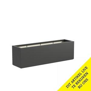 Adezz Producten Pflanzgefäß Polyester Rechteck Buchsbaum 200x40x40cm