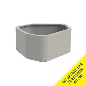 Adezz Producten Plantenbak Polyester  Shape 130x126x60cm