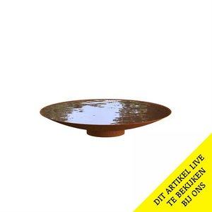 Adezz Producten Waterschalen Adezz cortenstaal in vele maten