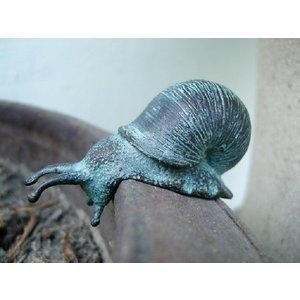 Eliassen Figurine bronze mini snail