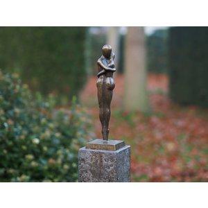 Image people Love bronze