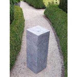 Eliassen Base stone burned 25x25x75cm