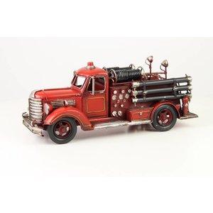 Miniatuurmodel Brandweer ouderwets